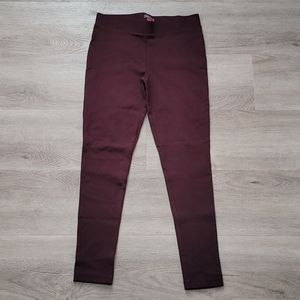 Vince Camuto Wine Pull On Pant